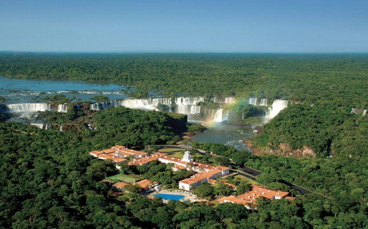 Refúgio das Cataratas do Iguaçu no Brasil